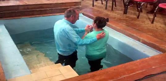 baptism in watford hertfordshire